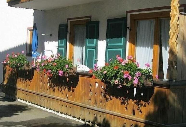 Ferienapartmenthaus Hubertushof, Mittenwald, Appartement, 1 chambre (2 Adults), Balcon