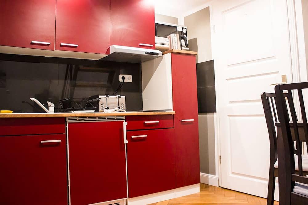 豪华公寓式客房, 多张床 - 起居区