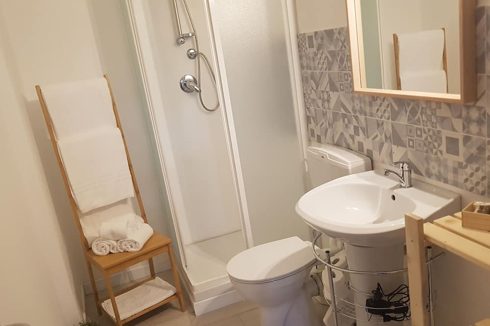Deluxe-værelse - Badeværelse