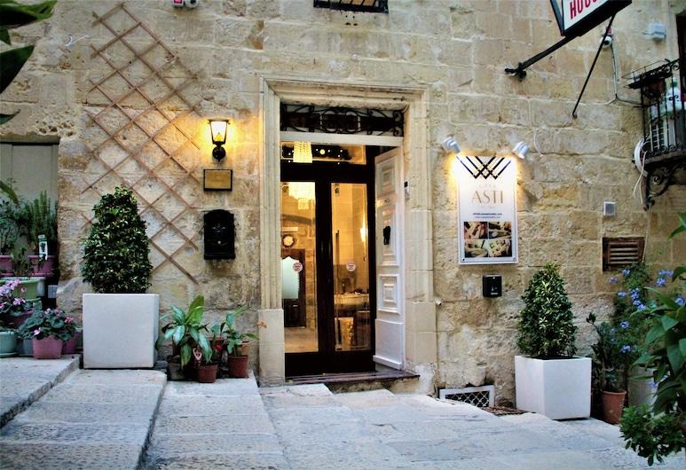 Casa Asti, Valletta, Välisilme