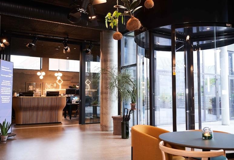 Hotel GUESTapart, Aarhus, Recepción