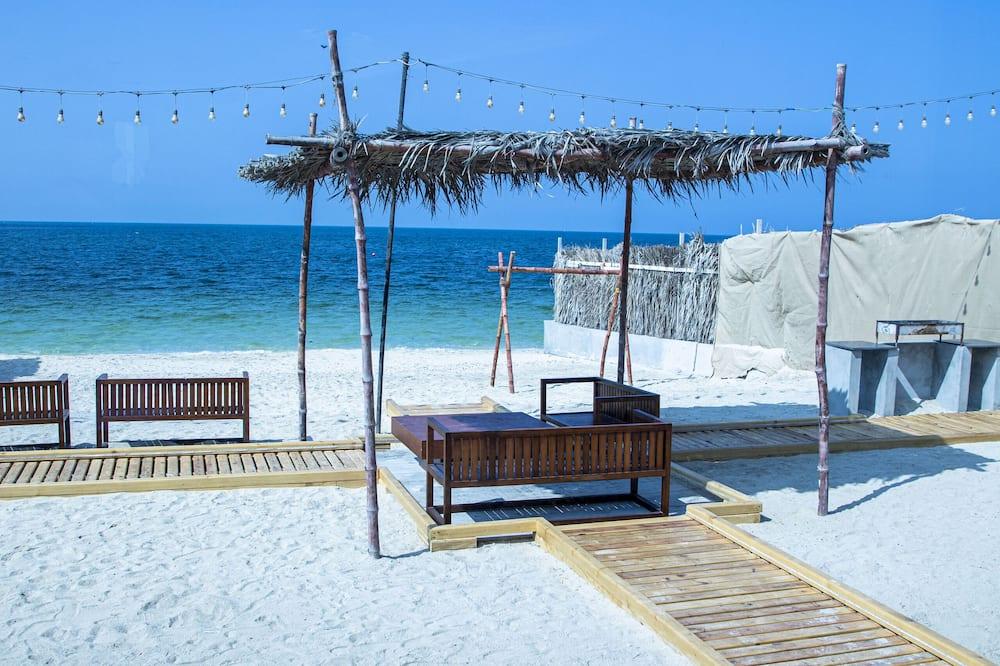 Executive suite beachfront Caravana - Room