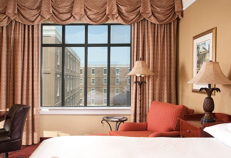 Hotel on Market, Charleston, Deluxe Room, 1 King Bed, Non Smoking, Guest Room