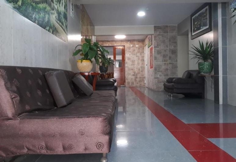 Hotel Estrella, Λίμα, Καθιστικό στο λόμπι
