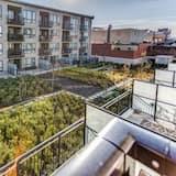 Appart'hôtel, plusieurs lits (Songhees Suite at the Union) - Vue depuis le balcon