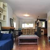 Chalet, 4 Bedrooms, Terrace - Living Area