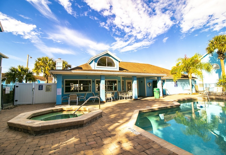 Villas at Somerset Resort by BlueCastle, Kissimmee, Basen