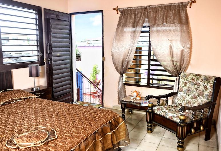 Hostal Tío Robert, Santa Clara, Eenvoudige kamer, Meerdere bedden, niet-roken, Kamer