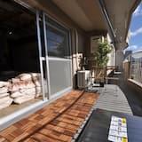 Apartment, 6 Japanese Futons, Non Smoking - Balcony