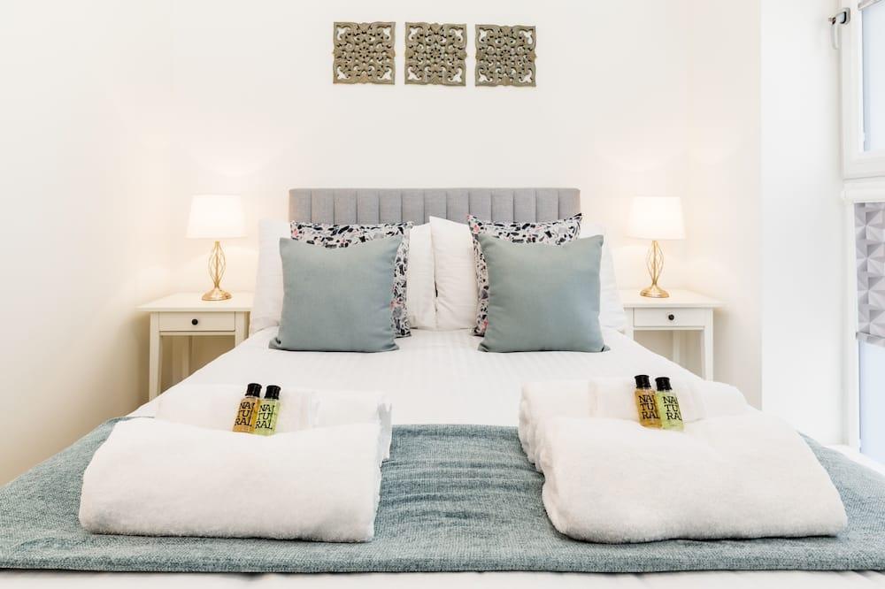 高級公寓, 私人浴室 (1 bed) - 客房