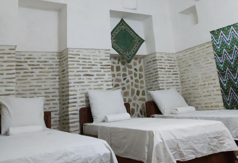 Ohun Caravan Sarai 19 century - hostel, Buhara, Standard háromágyas szoba, privát fürdőszoba, Vendégszoba