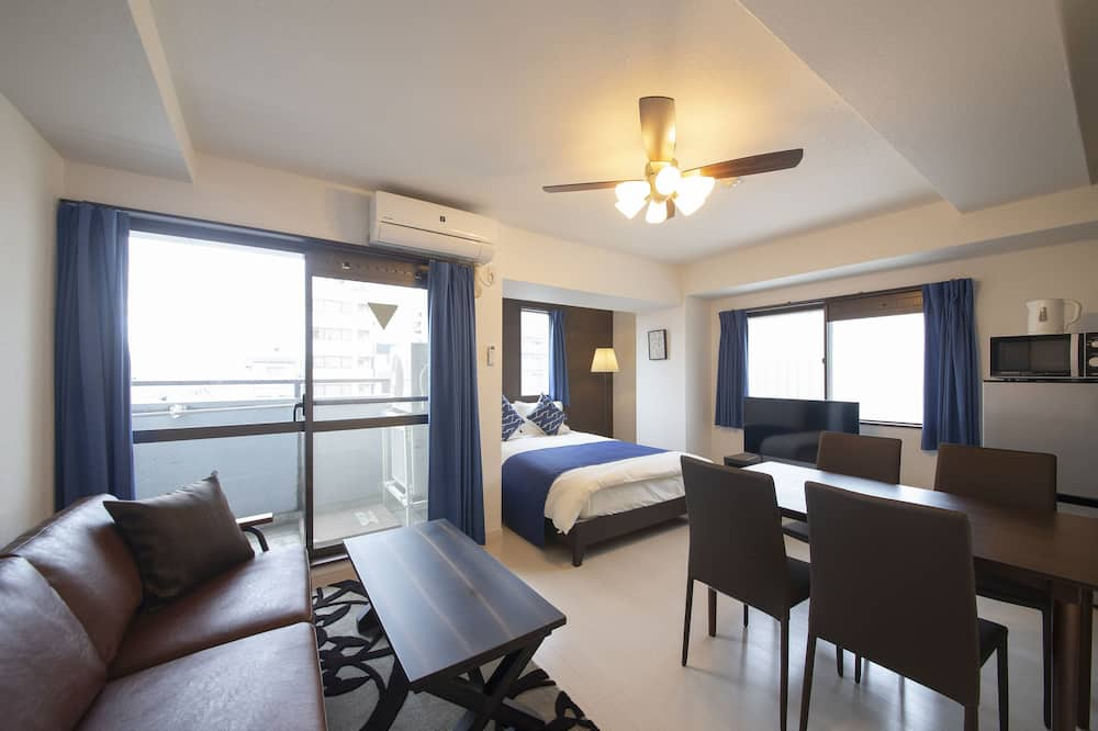 Executive Apartment - Living Area