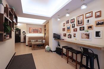 Obrázek hotelu Yilan Happiness Story B&B III ve městě Luodong