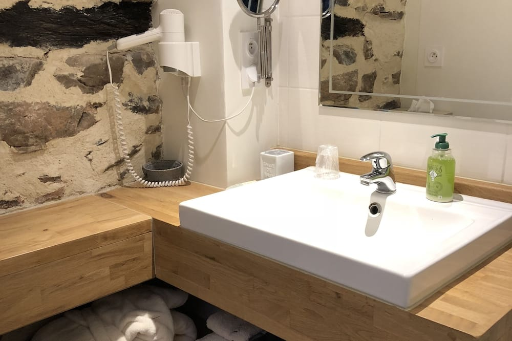 Double Room, Ensuite (Quatre épis) - Bathroom