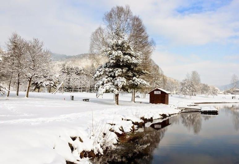 Base de Loisirs du Lac de la Moselotte, Saulxures-sur-Moselotte, Property Grounds