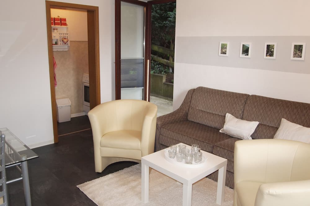 Apartment (Bella incl. 35 EUR cleaning fee) - Living Room