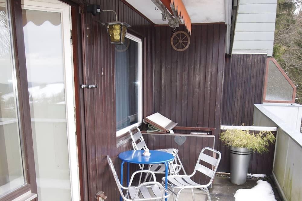 Apartamentai (Biene) - Balkonas