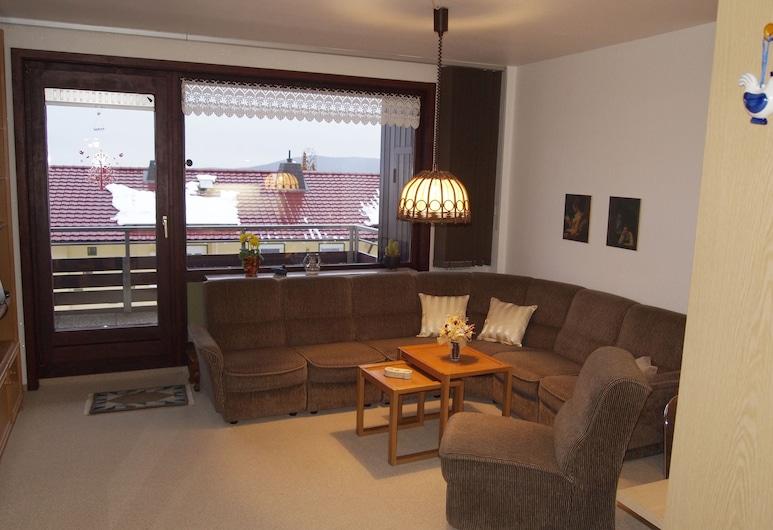 Ferienwohnung Sofie, Braunlage, Apartment (Sofie incl. 25 EUR cleaning fee), Living Area