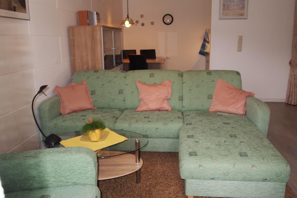 Apartment (Sterne mit Harzblick incl.25EUR clean) - Wohnzimmer