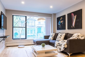 Picture of Modern Apartments in the Heart of DT by Nuage in Montreal
