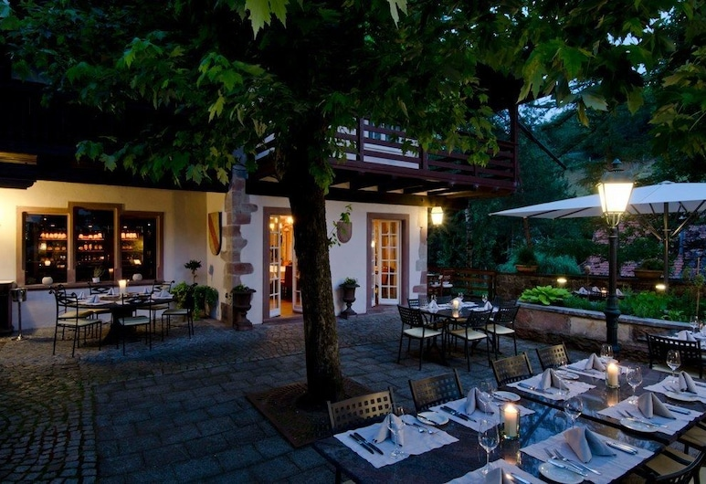 Hotel Landgasthof zur Sonne, Wehr, Terrasse/patio