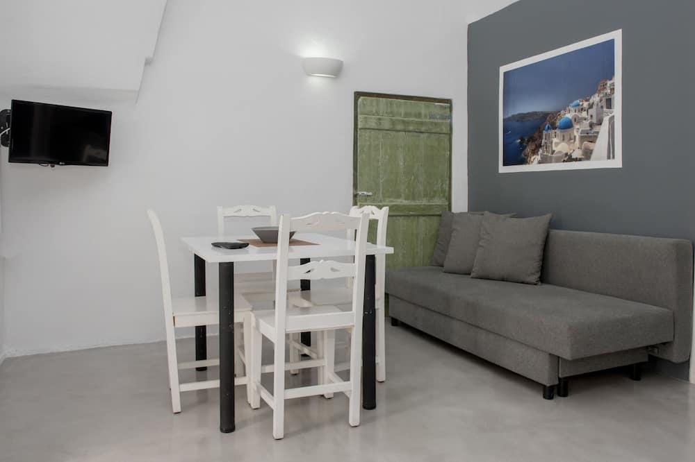 apartman, 2 hálószobával (Without View) - Nappali rész