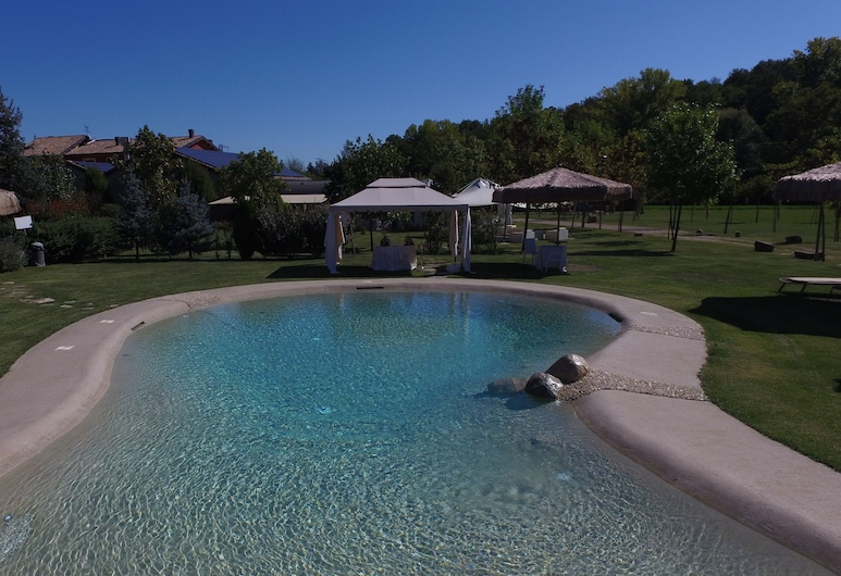 Relais Magione Papale, L'Aquila, Outdoor Pool