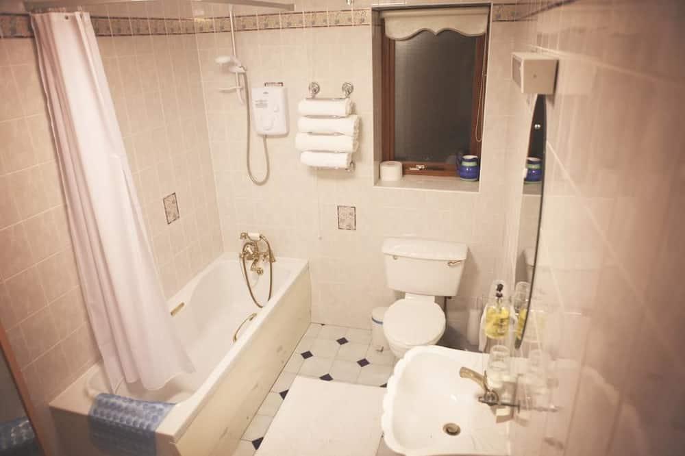 Quarto Duplo Standard, 1 cama de casal, Não-fumadores - Casa de banho