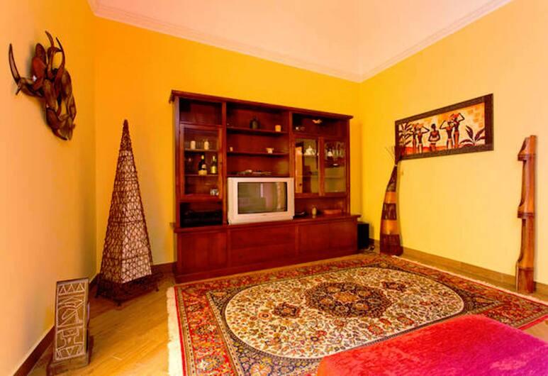 Flat at Central Station, Palerme, Appartement, 2 chambres, Coin séjour