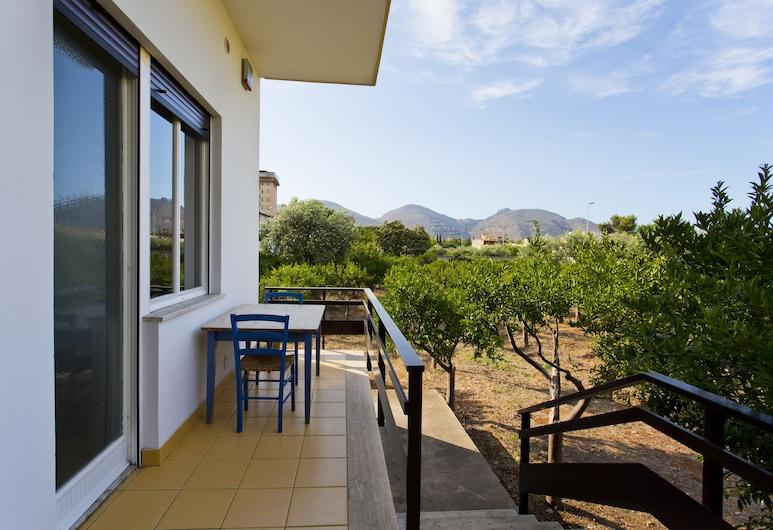 Simphony Rooms, Palermo, Tek Büyük Yataklı Oda, Balkon