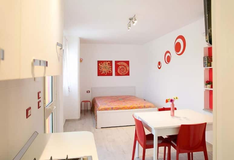 Le Nobili Dimore - Appartamenti a Gallipoli, Gallipoli, Studijas tipa numurs, Dzīvojamā zona