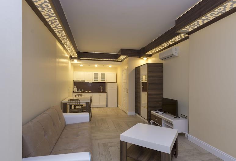 Merada Suit Otel , Mersin, Standart Suite, Habitación