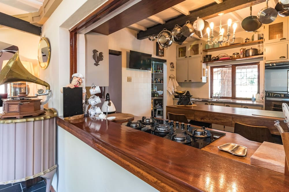 Luxury Δίκλινο Δωμάτιο (Double) - Κοινόχρηστη κουζίνα