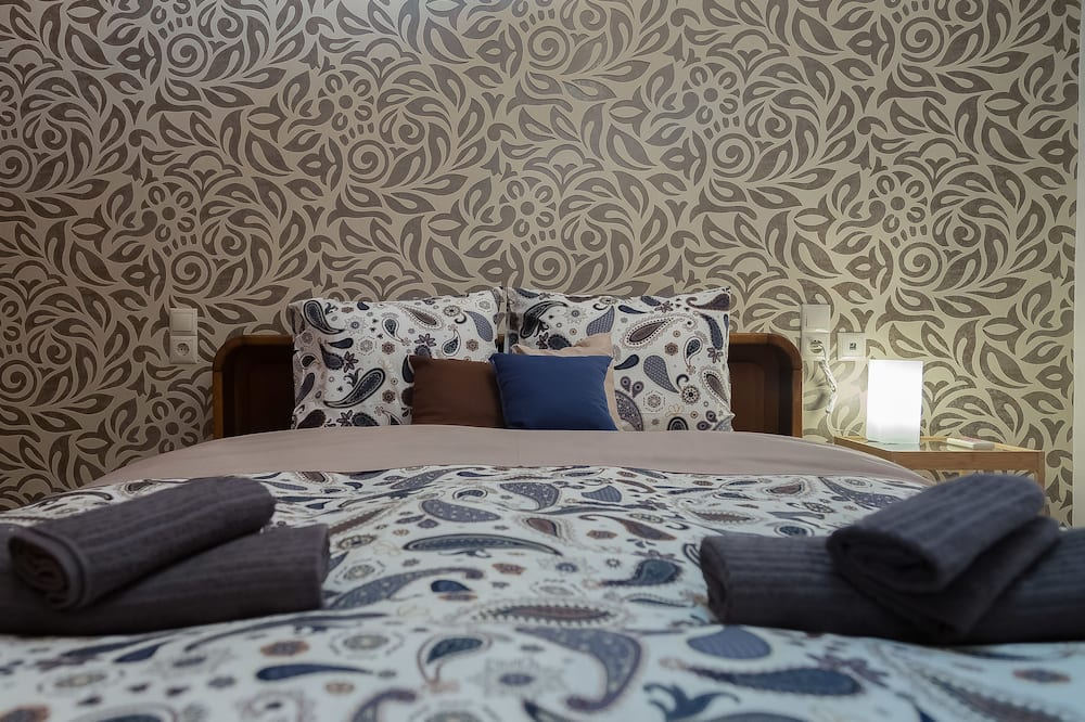 Luksusa dzīvokļnumurs, trīs guļamistabas - Numurs