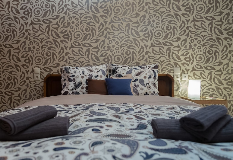 奢華市中心公寓酒店, 卡蘭帕卡, 奢華公寓, 3 間臥室, 客房