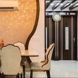 Căn hộ Premium, Nhiều giường, Phù hợp cho người khuyết tật, Quang cảnh thành phố - Phòng khách