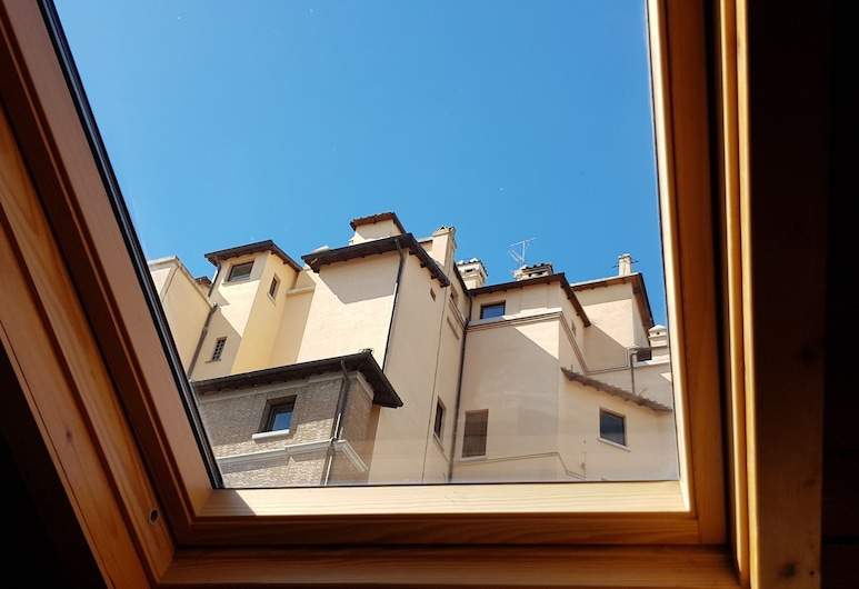 Ponte Milvio Luxury House, Rome, Luxury Apartment, 2 Bedrooms, Non Smoking, City View, View from room