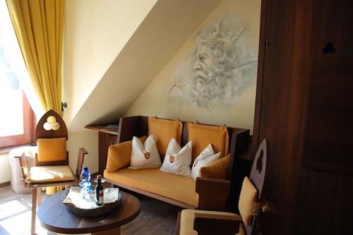 Mittelalterhotel-Gästehaus