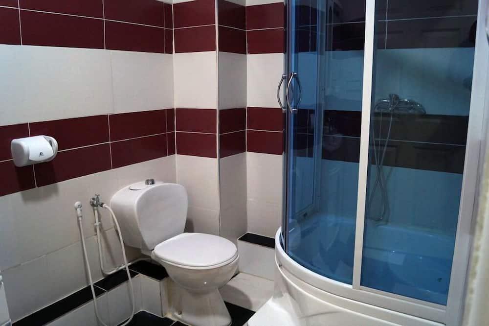Klasikinio tipo vienvietis kambarys, Nerūkantiesiems - Vonios kambarys