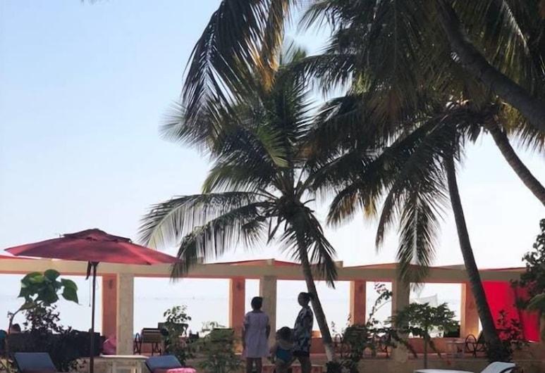 Ifaty Beach Club, Ifaty, Välibassein