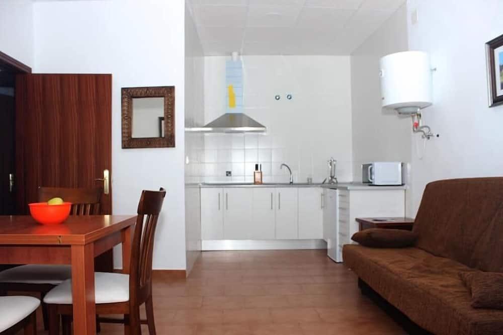 公寓 (La Charca) - 客廳