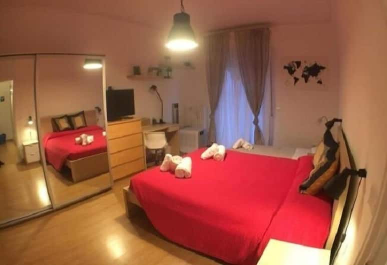La Sapienza Apartments, Róma, apartman (Viale Ippocrate,156), Szoba