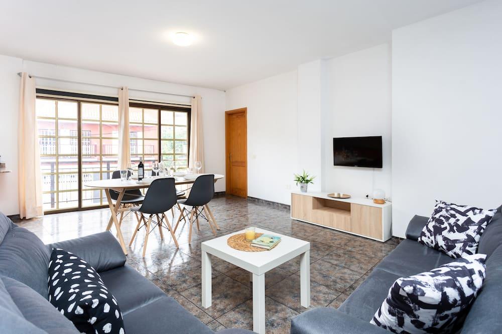Apartamento, 2 habitaciones, terraza - Imagen destacada
