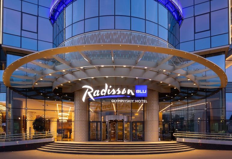 Radisson Blu Olympiyskiy Hotel, Moskwa