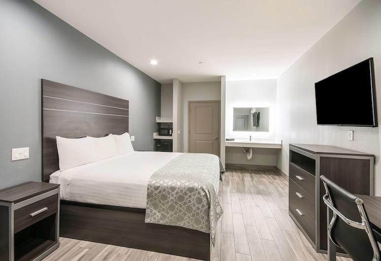 Americas Best Value Inn & Suites Northeast Houston I-610, Houston, Pokoj, dvojlůžko (200 cm), bezbariérový přístup, nekuřácký, Pokoj