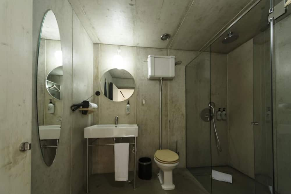Double Box Single Use - 浴室