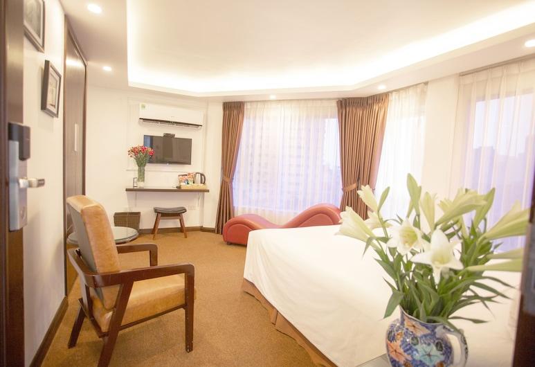 Dinh Hotel, Hanoi, Pokój dwuosobowy (Suite), Pokój