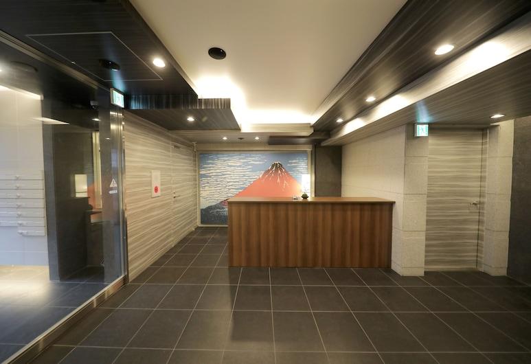 YOU-TRIP Oshiage Hotel, Tokio, Recepción