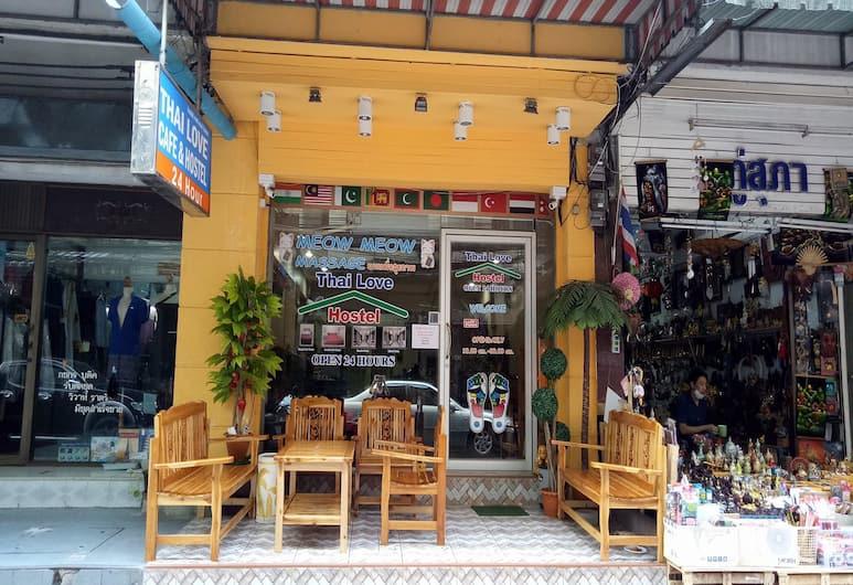 タイ ラブ カフェ & ホステル, バンコク