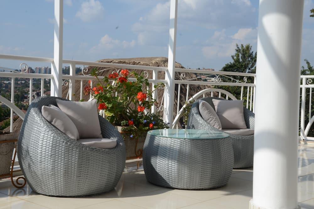 Suite, Balcony - Guest Room